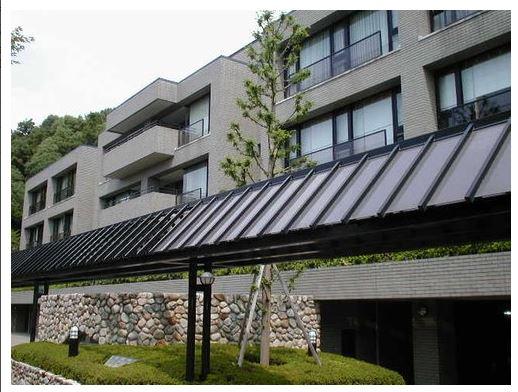 """5-2-22 Sumiyoshiyamate Higashinada-ku """"Hakuyo Park Mansion"""""""