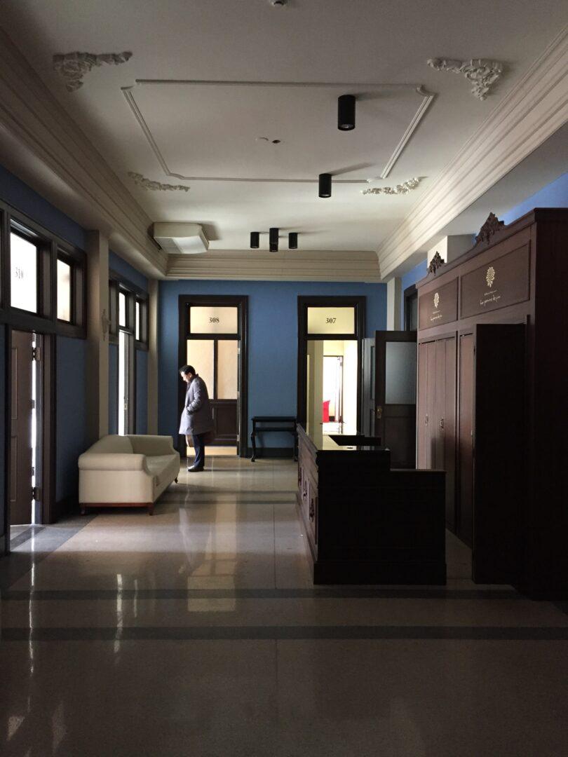 Rented Historical Building Top Floor Space