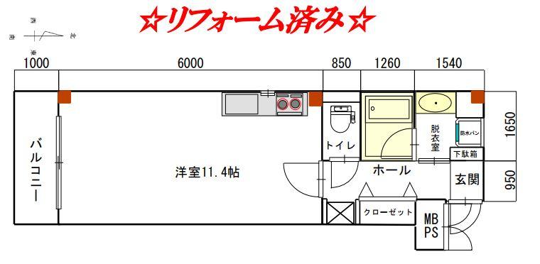 SLM flooring map