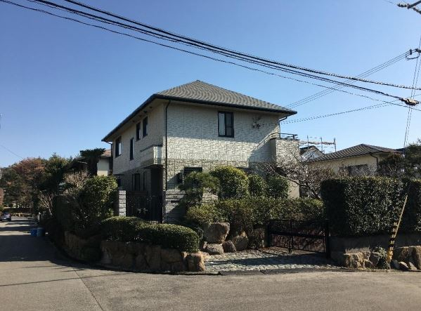 5 LDK house with terrace and garden in Okuike, Ashiya