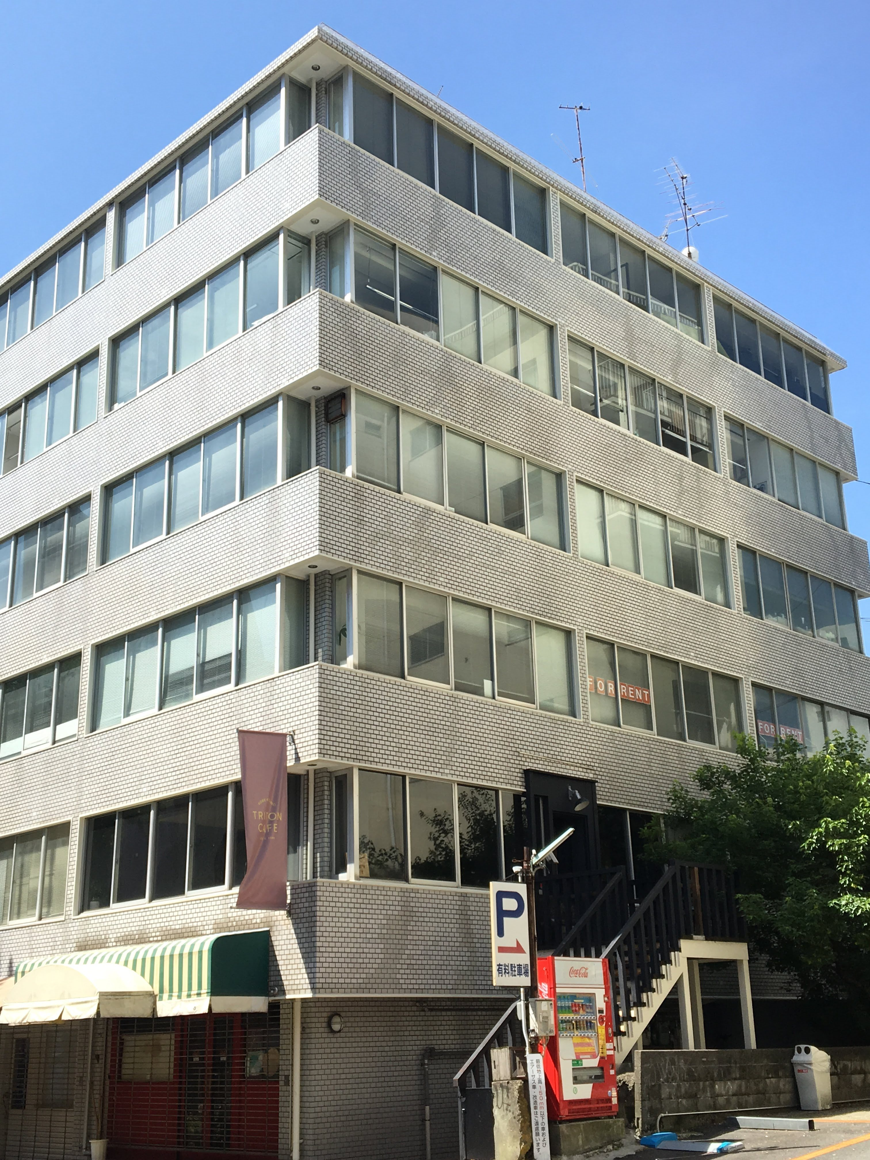 【RENTED】Office/Shop property in fashionable Kitano area – Room 304