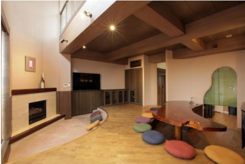 House in Kitano with Kobe's amazing night view, Audio room, big LDK to enjoy life