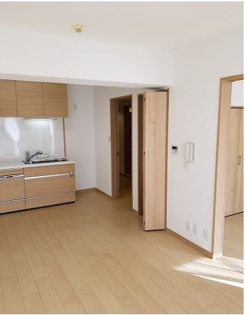 <New Price>Just outside of Kitano Area, compact apartment suitable for small family