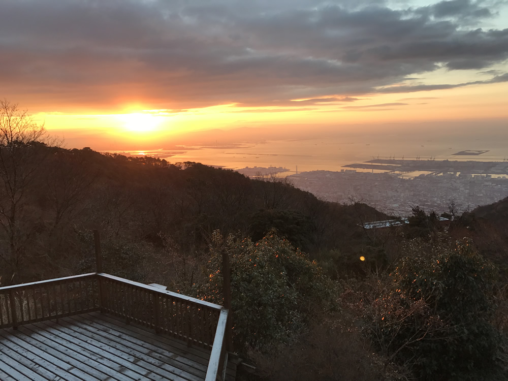 New Photos added !!  Mt. Rokko—Your Own Mountaintop Retreat